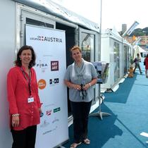 Vienna Film Commission in Cannes