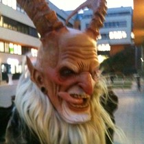 Krampus in Neu Marx