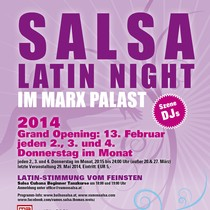 Latin Nights im Marx Palast