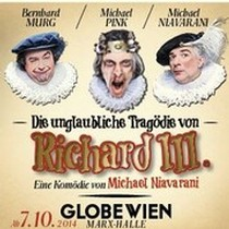 """Richard III"" mit Michael Niavarani"